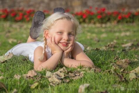 Beatrice on the Green, Ripon Photographer, Ripon Child Photography, Natural Light Photography, Child Photography